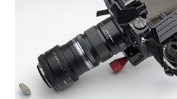 把老鏡變成高品質微距鏡!