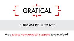 Zacuto Gratical Update 韌體更新升級!