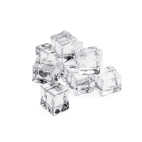 沉水 方形 假冰塊 2.5 cm (100粒)