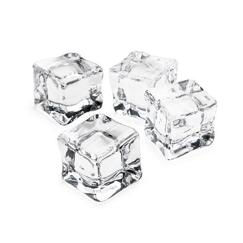 沉水 方形 假冰塊 3.5 cm (4粒)