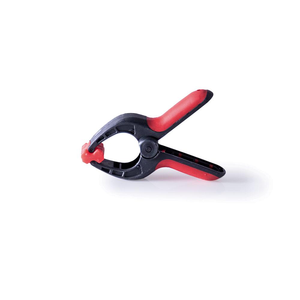 尼龍萬用大力夾(4吋)紅色