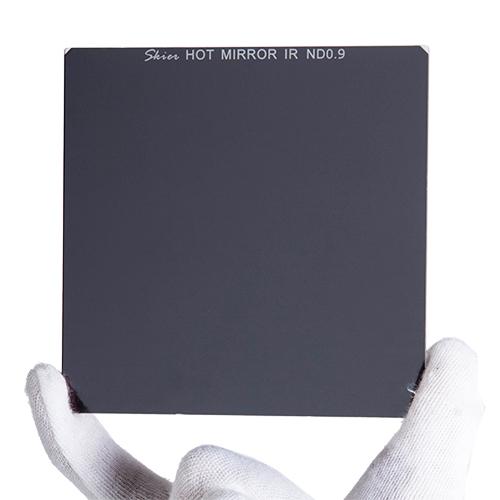 Skier IR ND.9 (4x4) 抗紅外光減光鏡