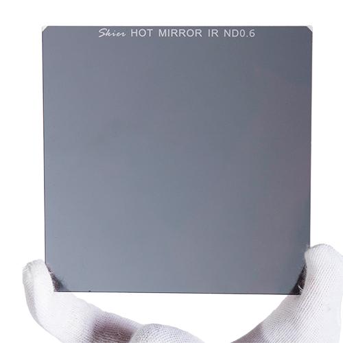 Skier IR ND.6 (4x4) 抗紅外光減光鏡