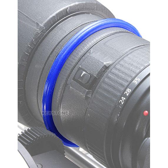 SKIER 鏡頭矽膠追焦環 60mm