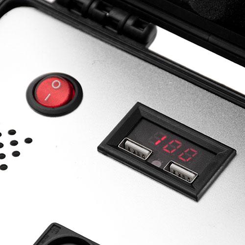 Sunray 高容量行動電源 KPH-4801 (含充電器)