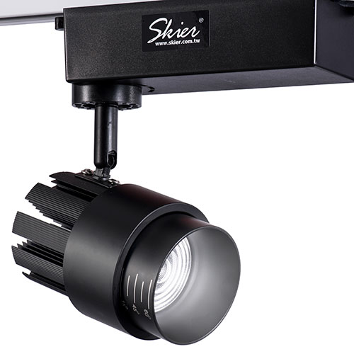 Skier 藝術鑑賞專用LED軌道燈(30W)