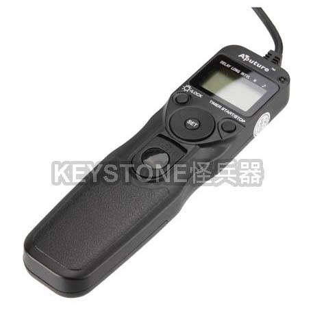 Aputure 多功能電子快門線 for Nikon ( MC-36A)