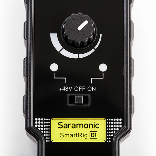 Saramonic SmartRig II DI iPhone lightning轉XLR收音介面