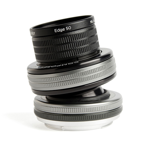 Lensbaby Composer Pro II with Edge 50-Canon