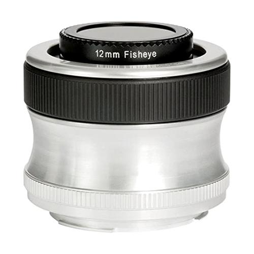 Lensbaby Scout-Nikon F