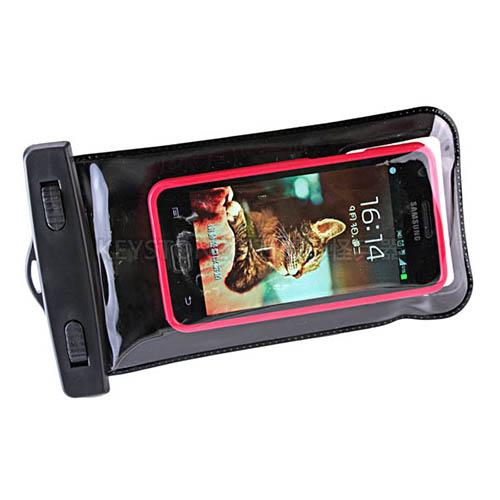 BINGO 5.5吋手機防水袋(黑)