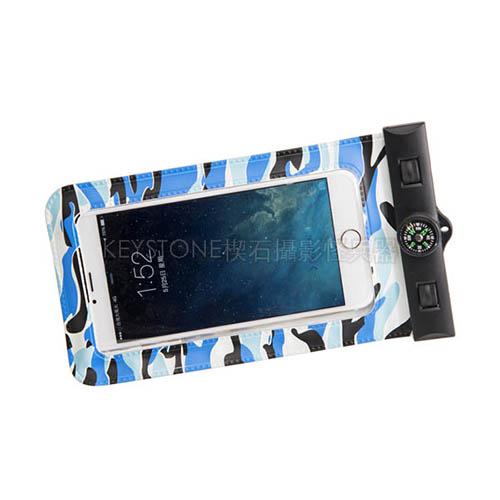 BINGO 6.5吋手機防水袋(迷彩)
