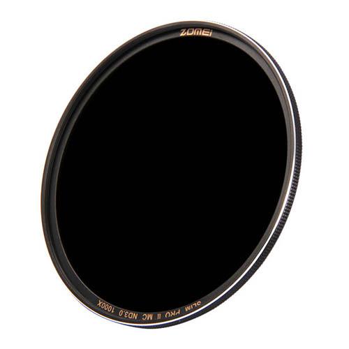 ZOMEI 82mm 超薄三防ND1000減光鏡