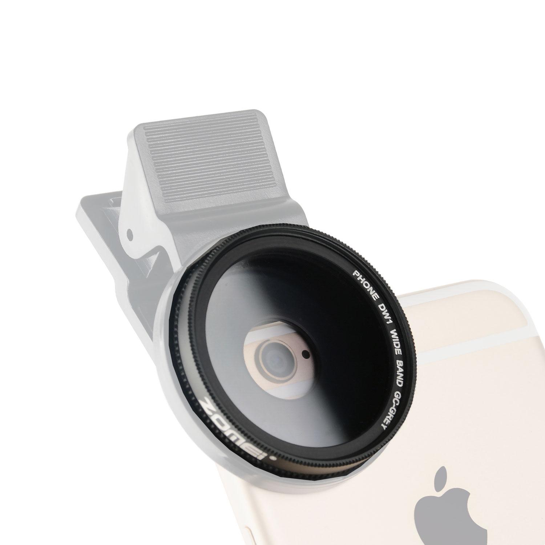 ZOMEI 圓形可轉漸層濾鏡(灰)37mm