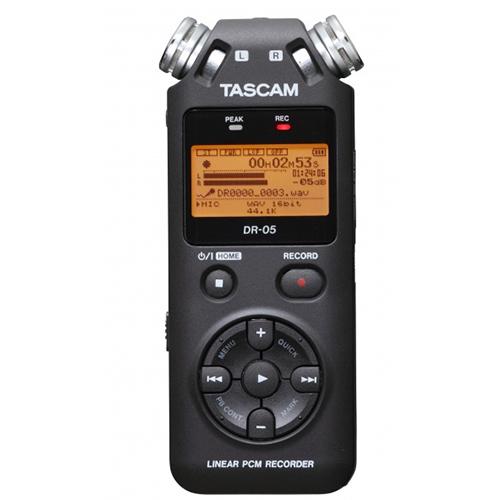 TASCAM DR-05高音質數位錄音機