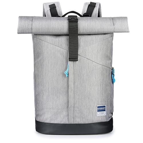 Bagsmart WHITNEY 筆電後背包(L) 淺灰