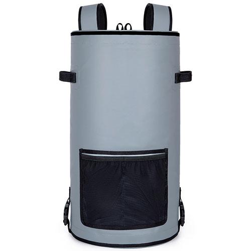 TOURIT Cylindx 20 Cans 酷樂摺疊後背包(灰)