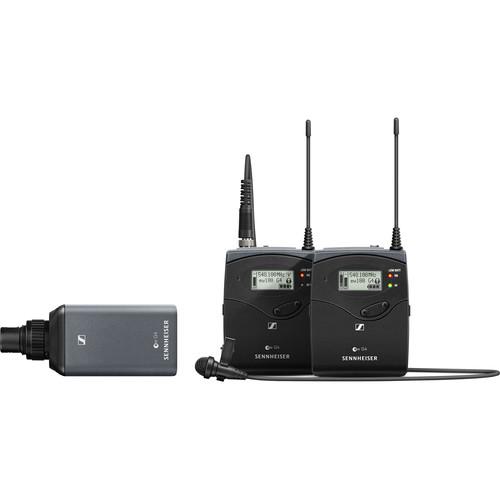 Sennheiser EW 100 ENG G4 超感度三件式無線麥克風組
