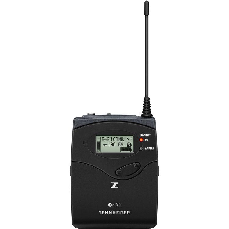 Sennheiser EW112P G4 無線Mini 麥克風組