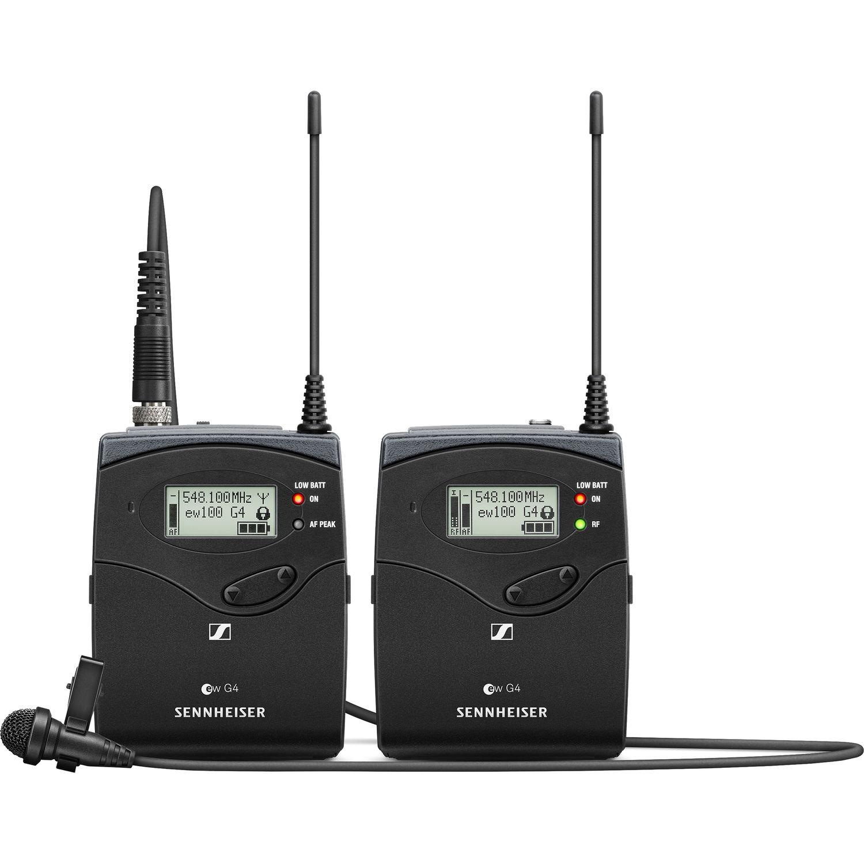 Sennheiser EW112P G4 無線 ...