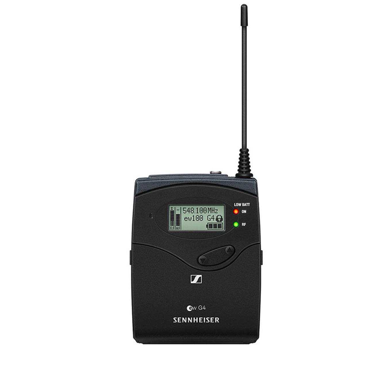Sennheiser EW 135P G4 超感度手握式無線麥克風組