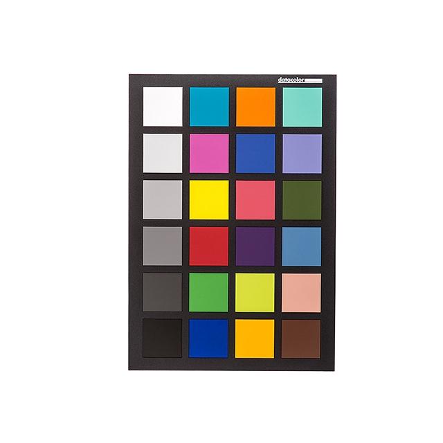 Datacolor Spyder CHECKR24 24色 智慧色彩調整工具 校色卡