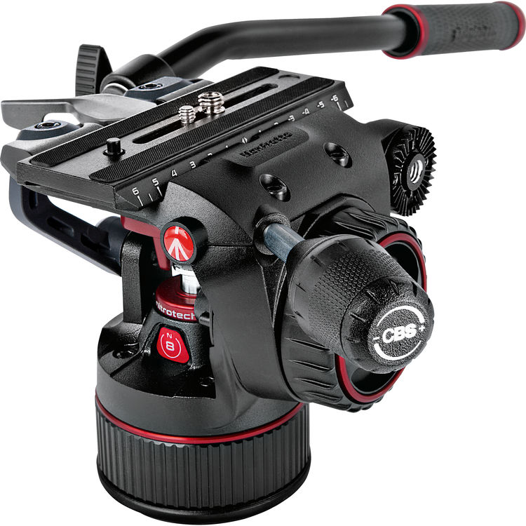 Manfrotto Nitrotech N8油壓雲台