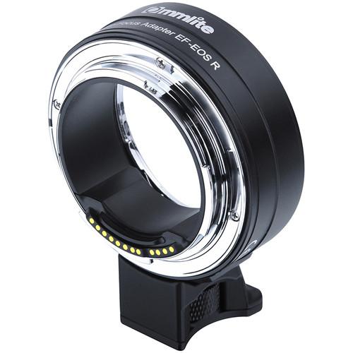 Commlite EF鏡頭轉EOS R 機身 AF轉接環