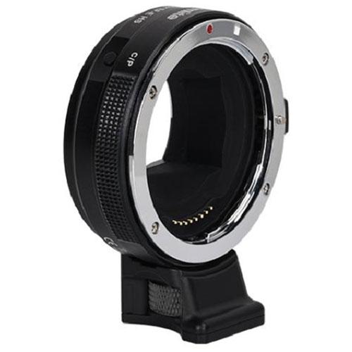 Commlite EF/EF-S鏡頭轉A7/E-Mount機身可高速對焦環