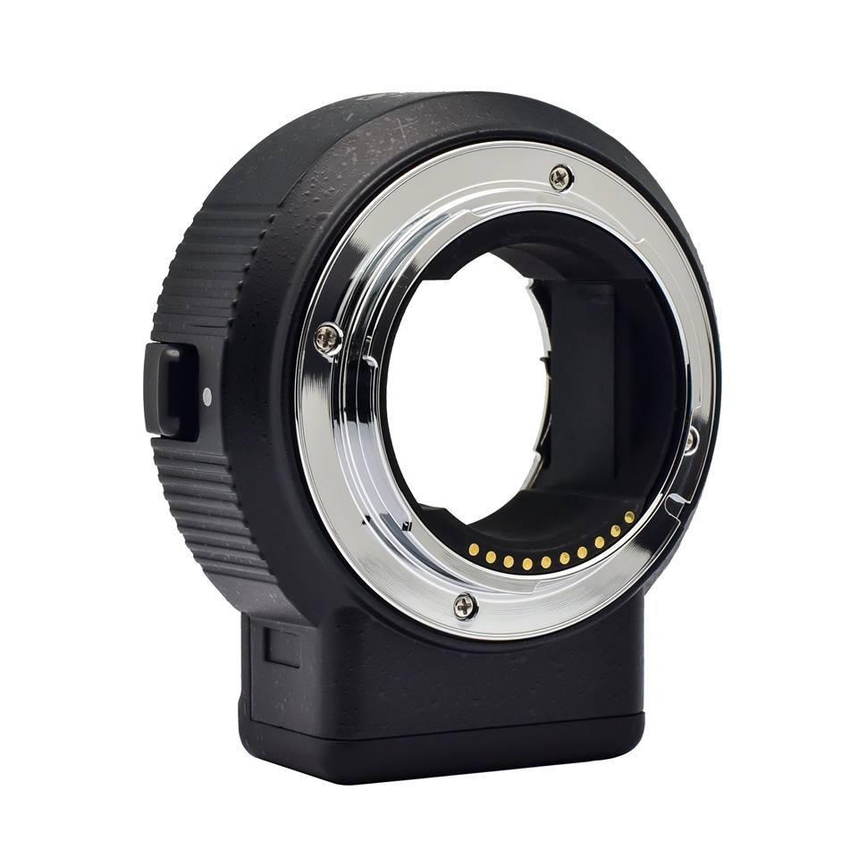 Commlite NIKON F鏡頭轉A7/A9/E-Mount機身自動對焦轉接環
