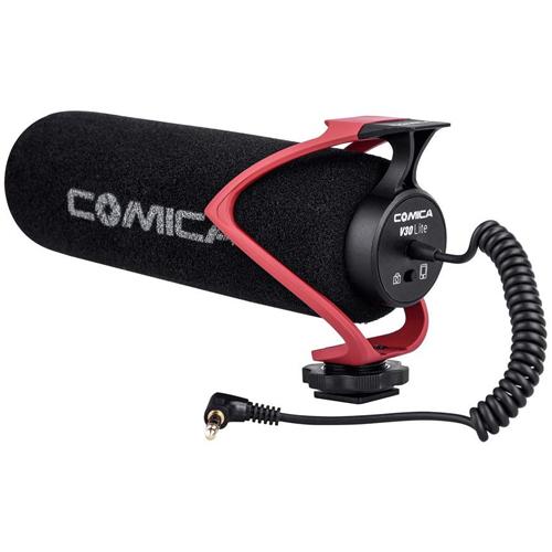 COMICA V30LITE 手機/相機 超指向麥克風