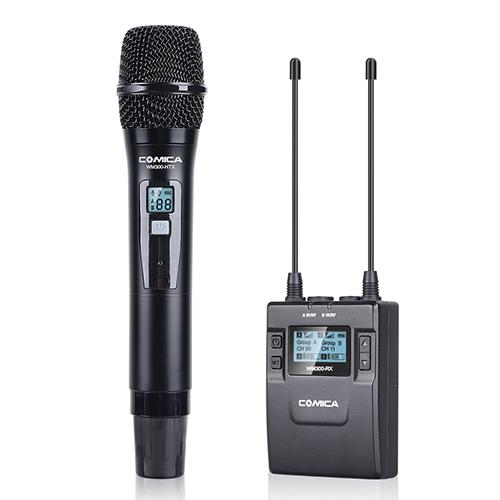 COMICA WM300D 無線手握麥克風組