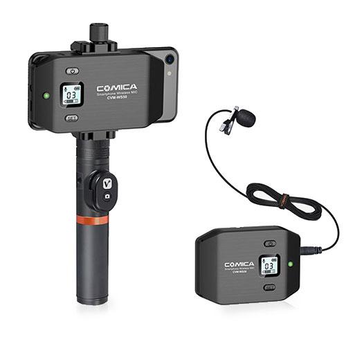 COMICA WS50 無線手機麥克風