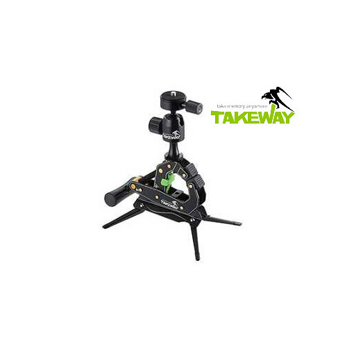 Takeway  T1 PLUS 鉗式腳架含內爪