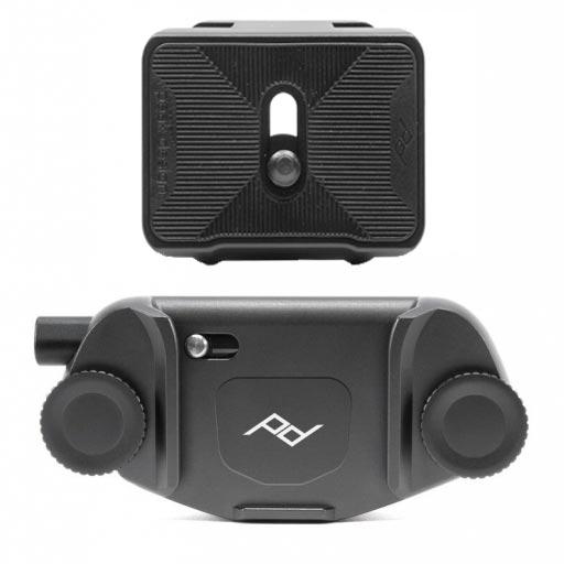 PEAK DESIGN Capture V3 相機快夾(黑)+專業雙用快板組