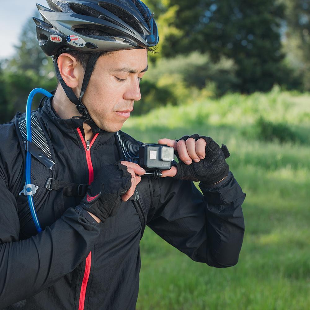 PEAK DESIGN Capture P.O.V.小型相機快夾系統 V2 黑款(GoPro適用)