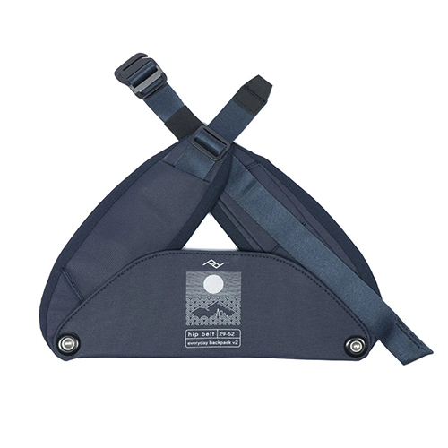 PEAK DESIGN V2 後背包承重腰帶 M號 (午夜藍)