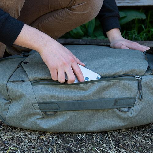 PEAK DESIGN Duffelpack 65L 後背裝備包 (鼠尾草綠)