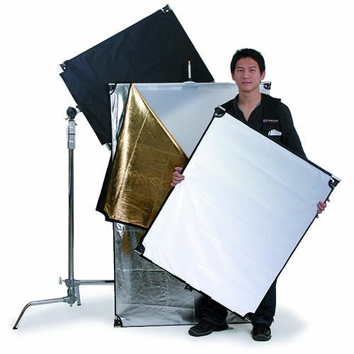 FALCON EYES旗板架五用反光板-長方形80X100cm