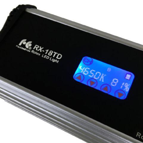 FE RX-18TD 可捲式雙色溫LED燈組