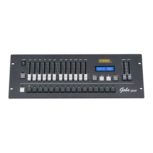 FE Gobo 200 DMX舞台燈控制器(控光盤)