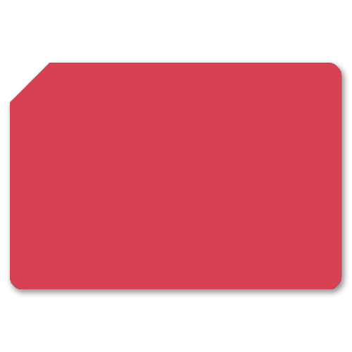 Colortone背景紙 0092 Flamingo 火烈鳥紅 2.72m
