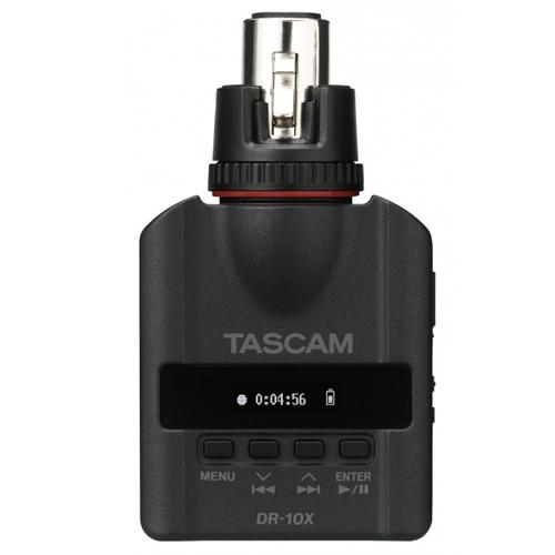 TASCAM DR-10X XLR麥克風錄音機