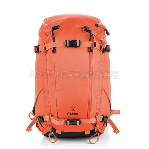 F-STOP 山岳系列 Ajna (橘紅) 40L