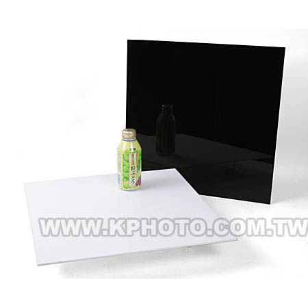 商攝黑白倒影板 (45*45cm)