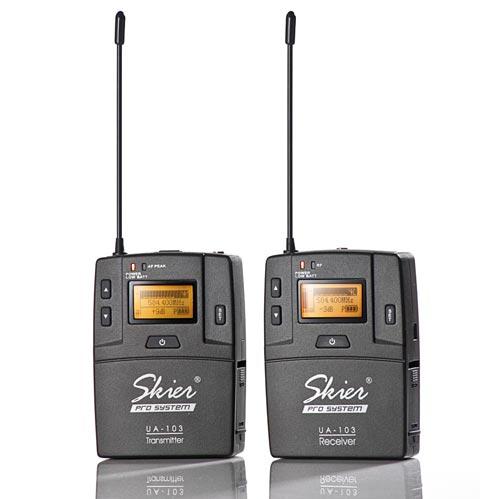 SKIER UA-103 專業無線麥克風