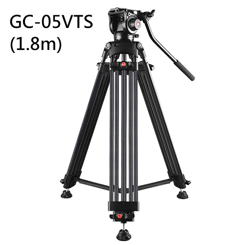 GIZOMOS GC-05VTS 高腳碳纖油壓腳架
