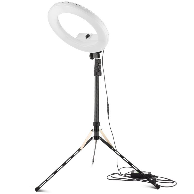 輕裝時代 20W 美顏補光環燈組合(白)