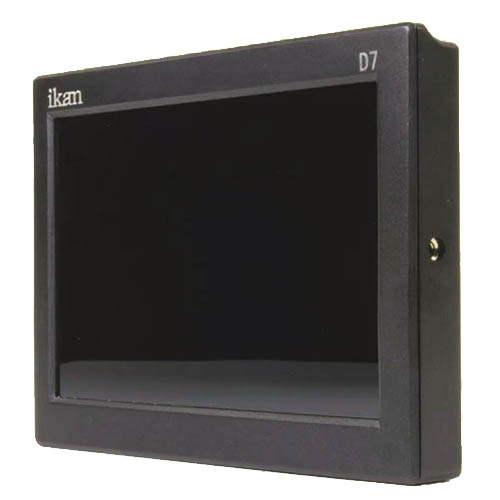 (出清商品)Ikan D7w HD-SDI LCD Monitor w/ IPS 7吋螢幕