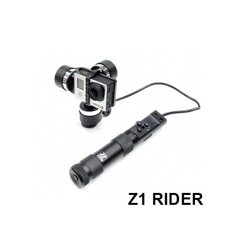 Z1-RiderII Gopro用分離式三軸手持穩定架